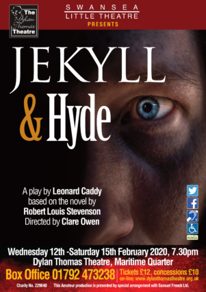 Poster for Jekyll & Hyde