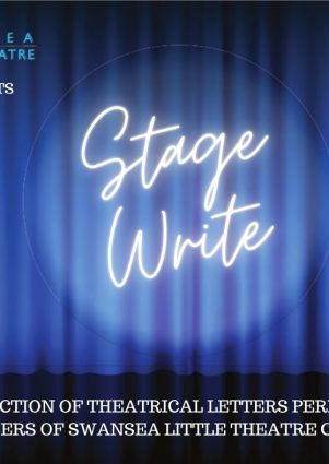 Poster for STAGE WRITE
