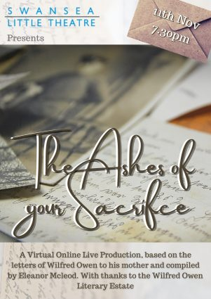Poster for The Ashes of your Sacrifice