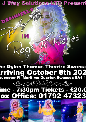 Poster for RAGS TO RICHES